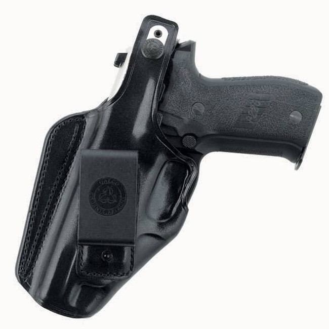 Galco Middle Of Back Holster MOB