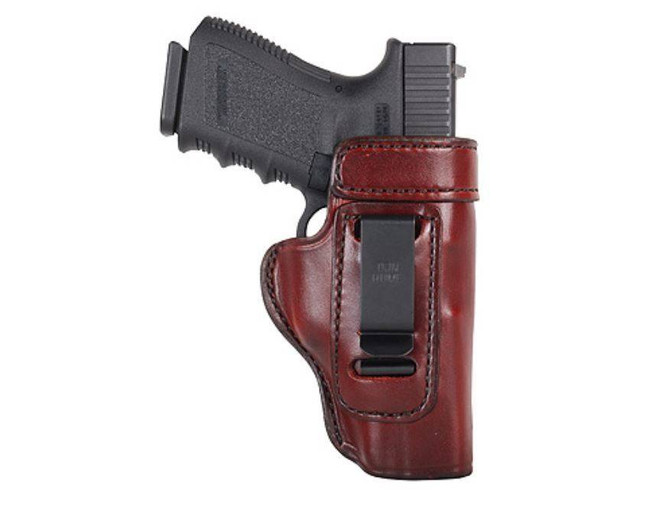 Don Hume Leathergoods Clip On H715M Holster H715M