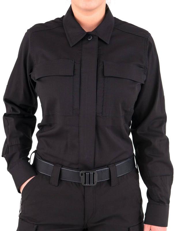 First Tactical Womens V2 BDU Long Sleeve Shirt 121008