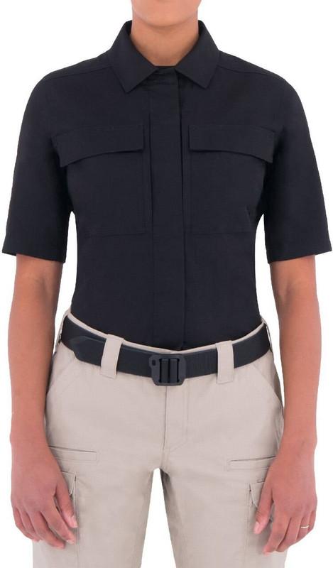 First Tactical Womens V2 BDU Short Sleeve Shirt 122009