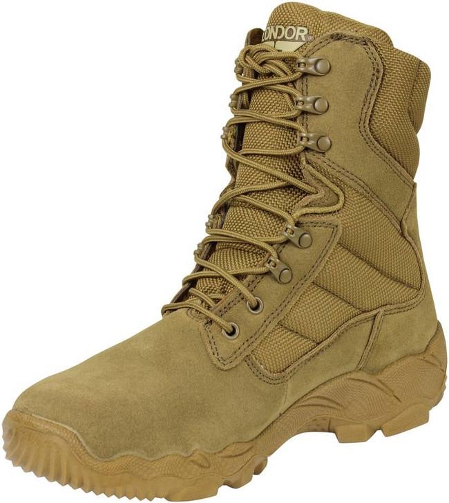 Condor Gordon 8 Coyote Combat Boots 238002