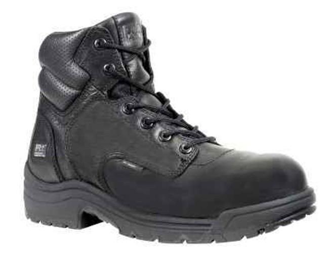 Timberland Pro Titan Composite Toe Boot - Black 50507