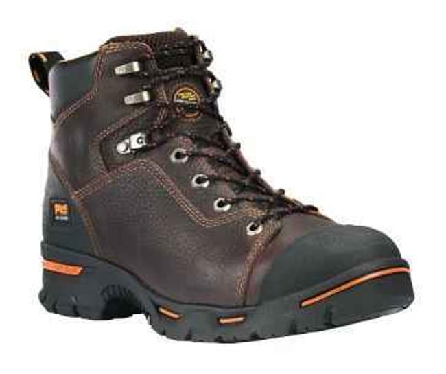 Timberland Mens Brown 6 Endurance Soft Toe Boot 89631 89631