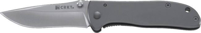 Columbia River Knife and Tool Drifter Stainless Handle Knife 6450S 794023645019