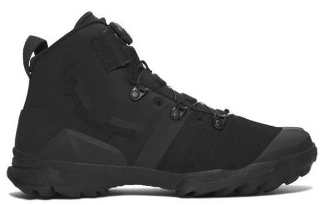 Under Armour Men's Infil Tactical Boots Right Side Profile
