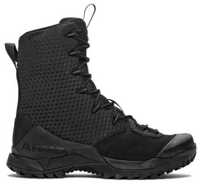Under Armour Men's Infil Ops GORE-TEX Tactical Boots Right Side Profile