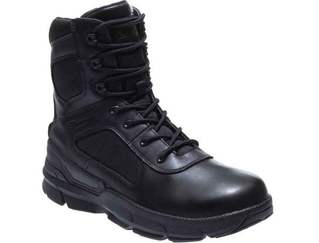 Bates Black Rage Waterproof Side Zip Boot E07110