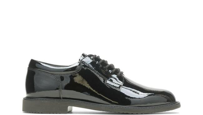Bates Footwear Women's High Gloss Duty Oxford E22741
