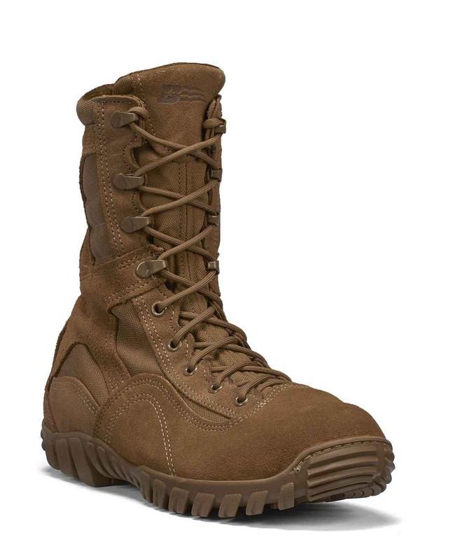 Belleville Boots SABRE C333 - Hot Weather Hybrid Assault Boot - COYOTE SABRE-C333