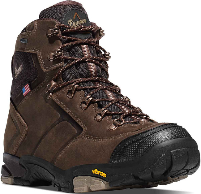 Danner Mens MT Adams Brown 4.5 Outdoor Boot 65810 65810