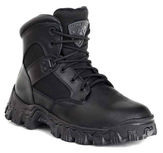Rocky 6 Mens Alpha Force Waterproof Boot 2167