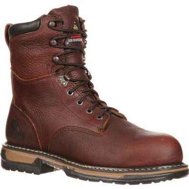 Rocky Ironclad Steel Toe Waterproof Work Boots 6693 6693