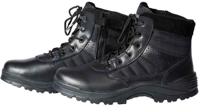 Tact Squad 6 Sentry Side Zip Boots S300 S300