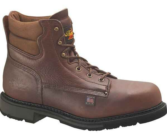 Thorogood 6 Safety Toe American Heritage Boot 804-4203