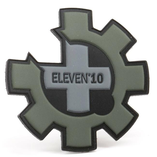 Eleven 10 2.75 PVC Logo Patch LP