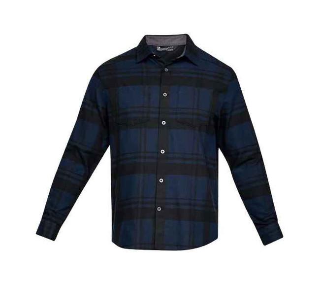 Under Armour Borderland Flannel Long Sleeve Shirt 1297263