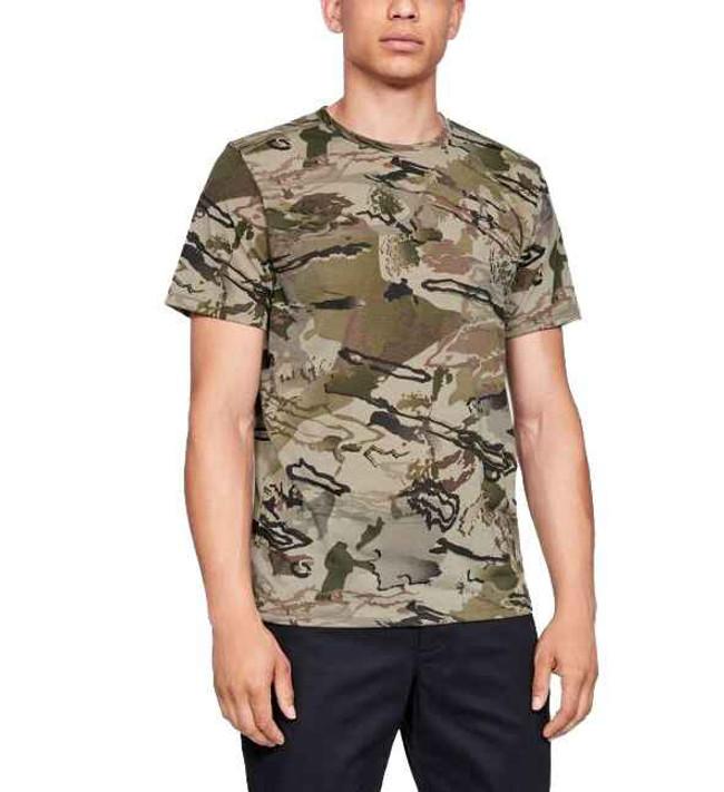 Under Armour Threadborne Early Season Short Sleeve 1298961