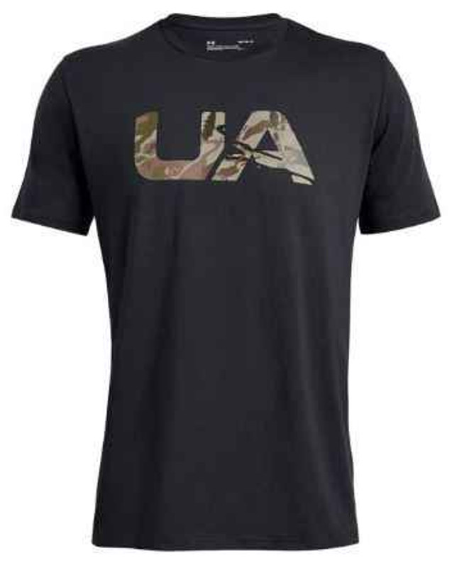 Under Armour Camo Fill Short Sleeve T-Shirt 1332744