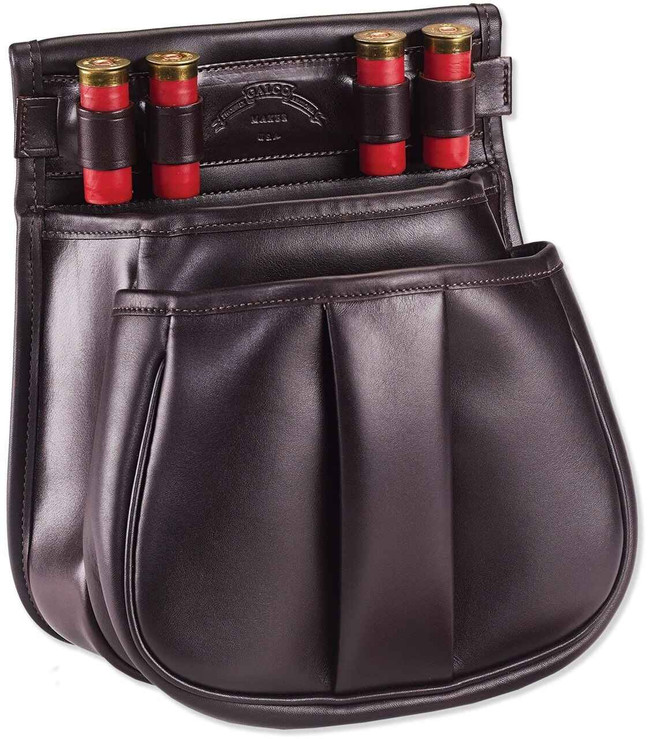 Galco Leather Sporting Clays Shotgun Shell Pouch SL1044DH 601299113411