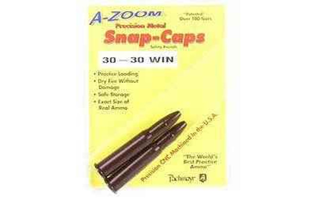 A-Zoom Snap Caps 30-30 2/Pack 12229 12229 666692122293