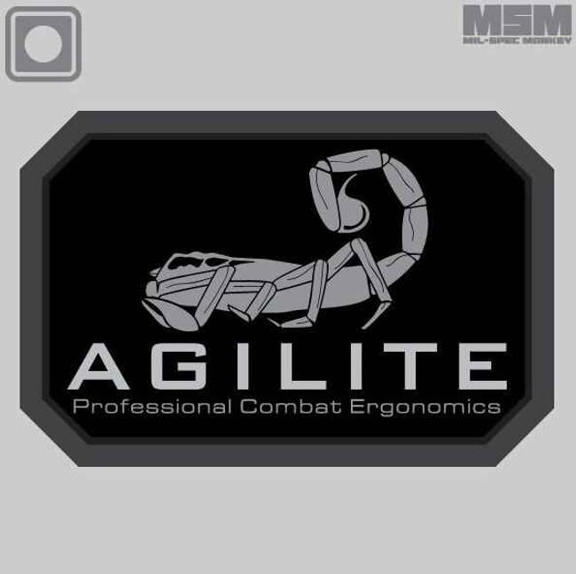 Mil-Spec Monkey Agilite PVC Patch AGILITEPVC