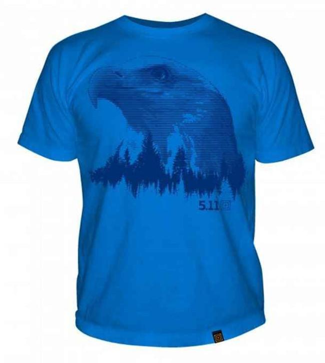 5.11 Tactical Treeline Logo T-Shirt 41006CI 511-41006CI