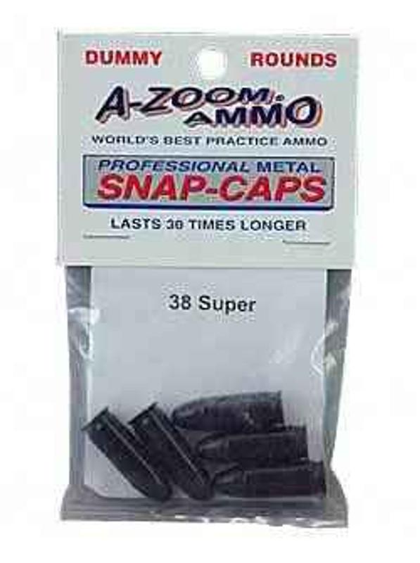 A-Zoom Snap Caps 38 Super 5/Pack 15158 15158 666692151583