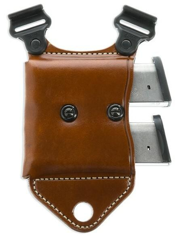 Galco HCL Shoulder System Mag Carrier tan