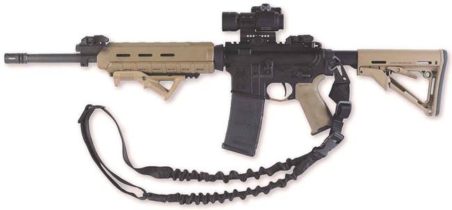 Galco Bungee Rifle/Shotgun Sling BUN