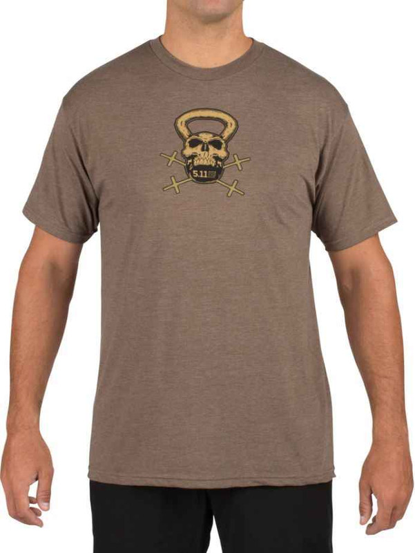 5.11 Tactical Recon Skull Kettle T-Shirt 41191AA