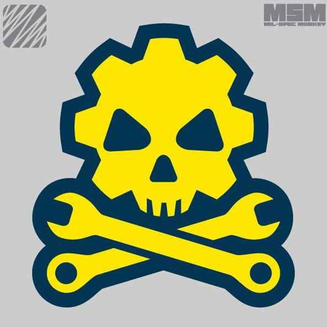 Mil-Spec Monkey Death Mechanic Patch DEATHMECHANIC