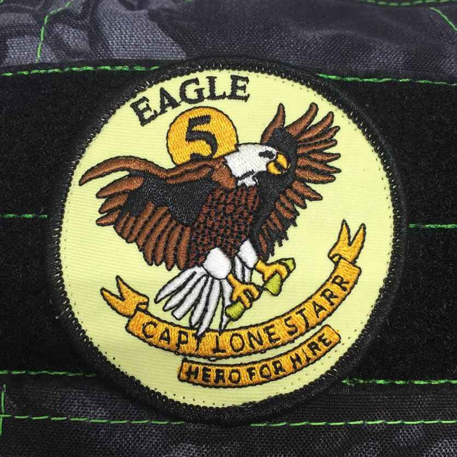Tactical Outfitters Eagle 5 Patch EAGLE-5