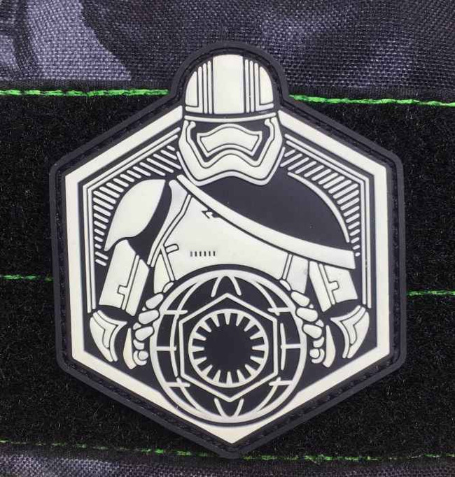 Tactical Outfitters First Order Rising PVC Patch FIRST-ORDER