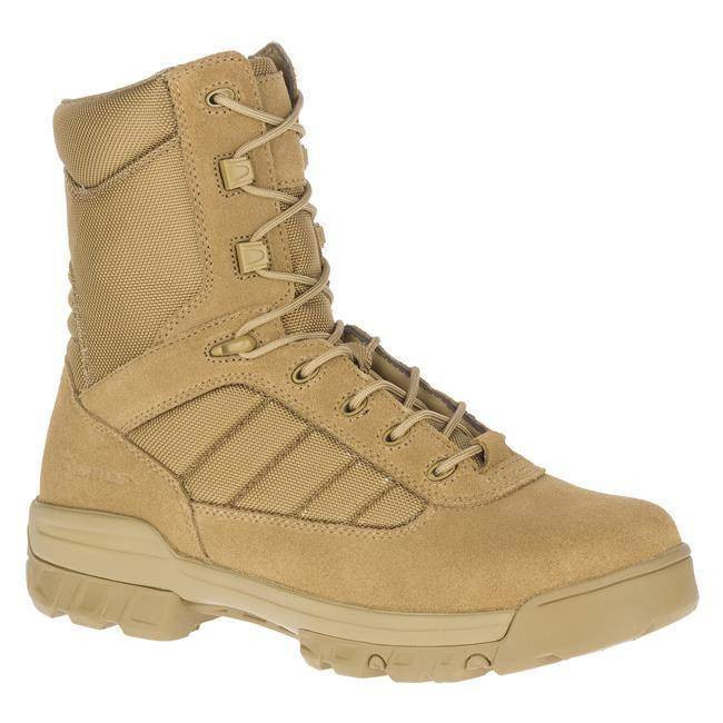 Bates Mens 8 Tactical Sport Sidezip Boot E02207