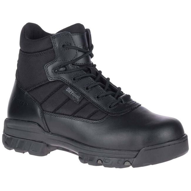 Bates Mens 5 Tactical Sport Dryguard Side Zip Boot E02236