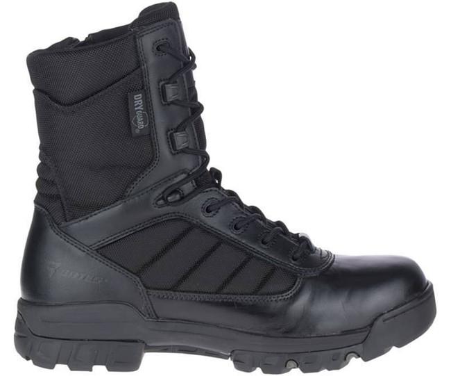 Bates Mens 8 Tactical Sport Dryguard Side Zip Boot E02361