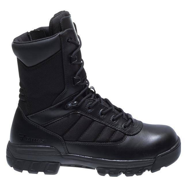 Bates Womens 8 Tactical Sport Side Zip Composite Toe Boot E02701