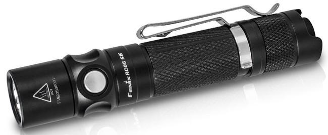 Fenix RC05 SE Rechargeable Flashlight RC05SEBK 6942870304977