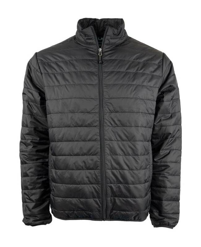 LA Police Gear Packable Puffer Jacket PUF01