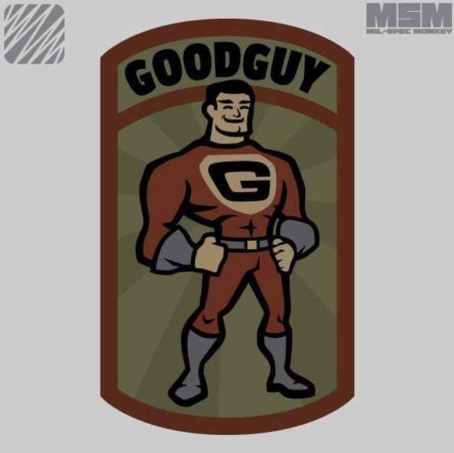Mil-Spec Monkey Goodguy Patch GOODGUY
