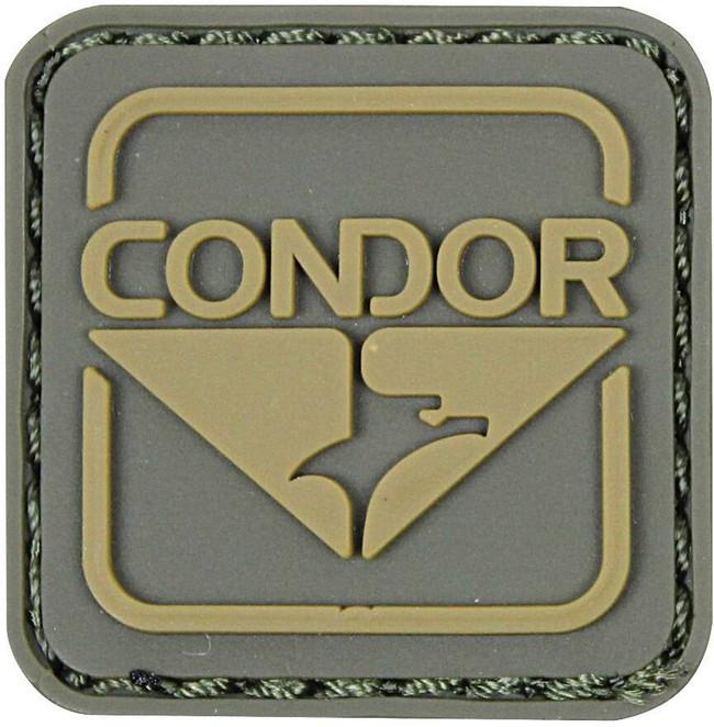 Condor Emblem PVC Patch 18001-TG