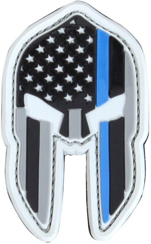 Condor Spartan Helmet PVC Patch 181012-006 022886269470