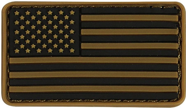 Condor Mini US Flag PVC Patch 181014