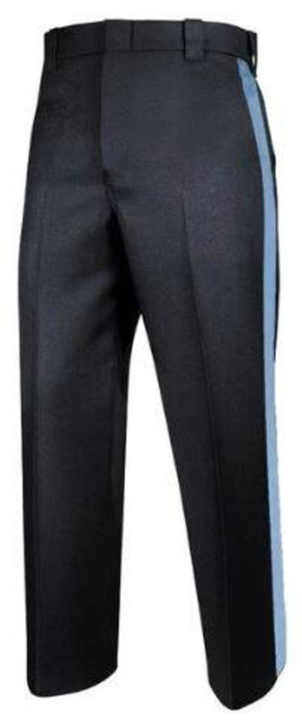Elbeco Top Authority French Stripe Dress Pant AUTHORITY-FS