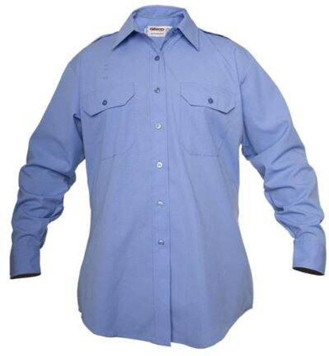 Elbeco Womens First Responder Long Sleeve Shirt FIRST-LC-LS