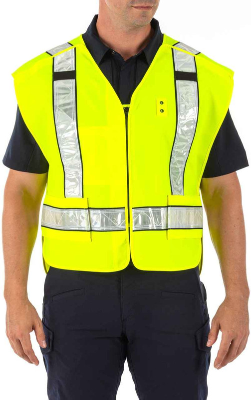 5.11 Tactical 5-Point Breakaway Hi-Vis Safety Vest 49022 49022
