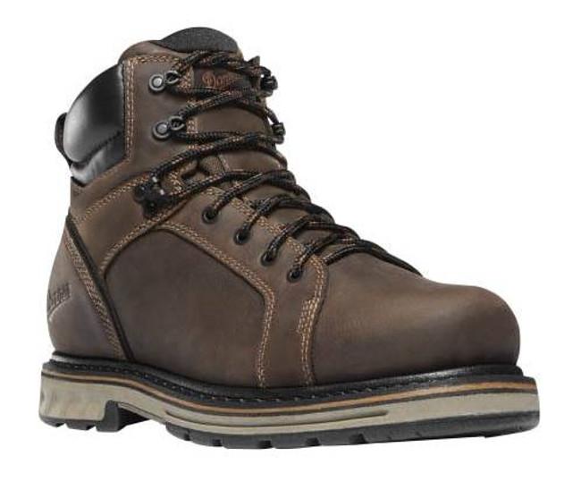 Danner Mens Steel Yard 6 Brown Boot 12536 12536