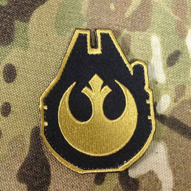 Tactical Outfitters Renegade Squadron Patch RENEGADE-TA