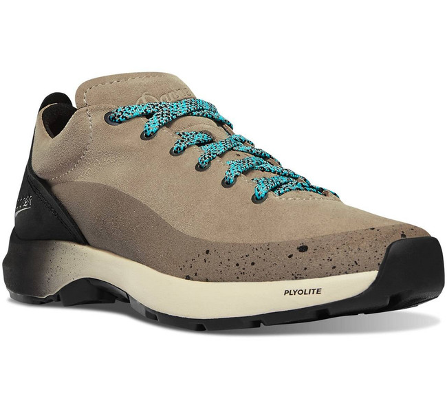 Danner Womens Caprine Low Suede Plaza Taupe Boot 31330 31330