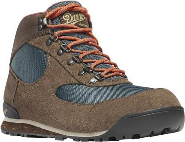 Danner Mens Jag DW Brown/Goblin Blue Boot 37240 37240